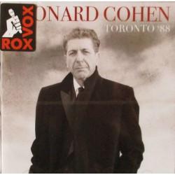 Leonard Cohen – Toronto '88
