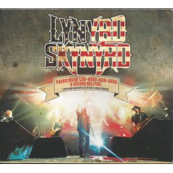 Lynyrd Skynyrd ‎– Pronounced 'Lĕh-'nérd 'Skin-'nérd & Second Helping Live From Jacksonville At The Florida Theatre