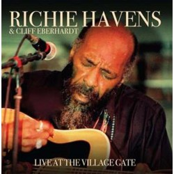 Richie Havens  & Cliff Eberhardt - Live At The Village Gate