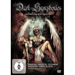 Various ‎– Dark Symphonies - The Ultimate Dark Metal Compilation