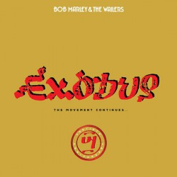 Bob Marley & The Wailers ‎– Exodus (The Movement Continues...)