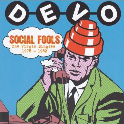 Devo ‎– Social Fools (The Virgin Singles 1978 - 1982)