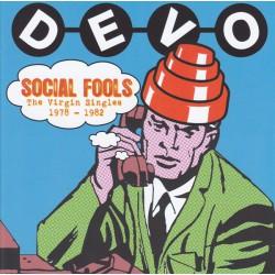 Devo – Social Fools (The Virgin Singles 1978 - 1982)