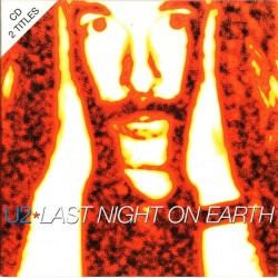 U2 ‎– Last Night On Earth