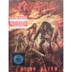 Kreator ‎– Dying Alive