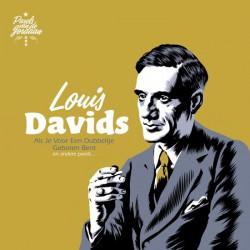 Louis Davids - Als Je Voor Een Dubbeltje Geboren Bent