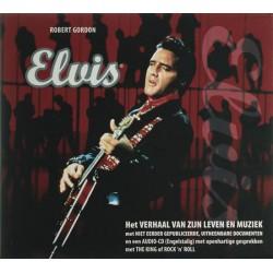 Elvis - Het verhaal van zijn Leven en muziek.