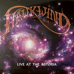 Hawkwind ‎– Live At The Astoria