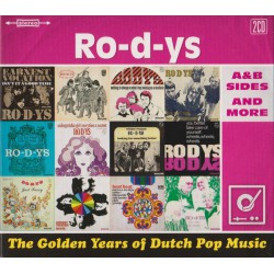 Ro-d-ys ‎– The Golden Years Of Dutch Pop Music (A&B Sides And More)