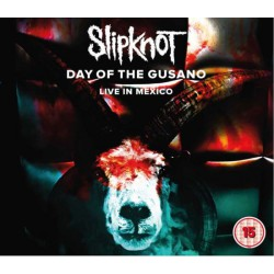 Slipknot ‎– Day Of The Gusano (Live In Mexico)