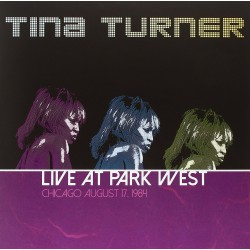 Tina Turner ‎– Live At Park West