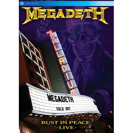 Megadeth – Rust In Peace Live