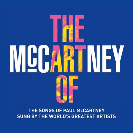 Various – The Art Of McCartney - Project-38