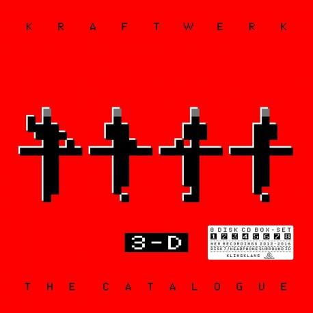 Kraftwerk - 3D The Catalogue
