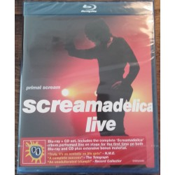 Primal Scream ‎– Screamadelica Live