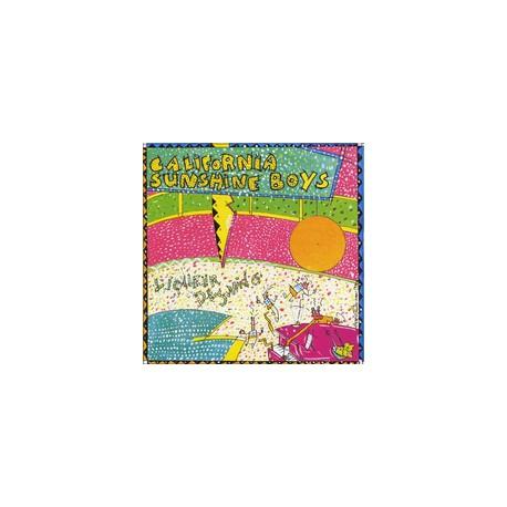 California Sunshine Boys - Liqueur De Swing