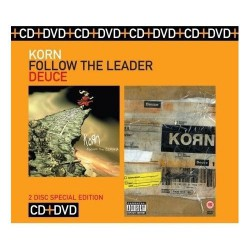 Korn ‎– Follow The Leader / Deuce