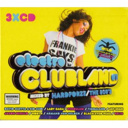 Hardforze / The 808's – Electro Clubland 01