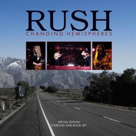 Rush – Changing Hemispheres