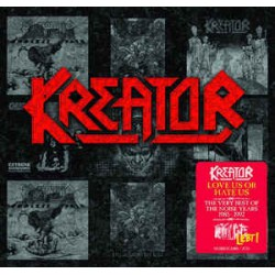 Kreator ‎– Love Us Or Hate Us