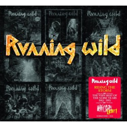 Running Wild ‎– Riding The Storm