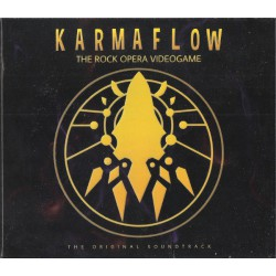 Karmaflow ‎– The Rock Opera Videogame - The Original Soundtrack