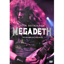 Megadeth - Total Destruction