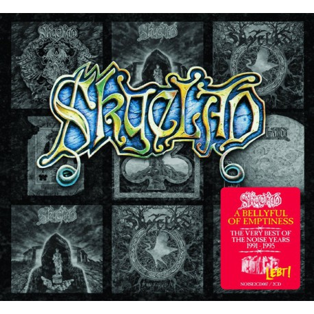 Skyclad – A Bellyful of Emptiness
