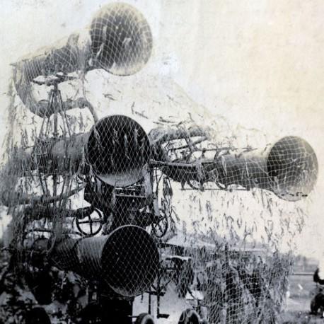 Bass Communion – Molotov And Haze