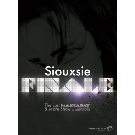 Siouxsie ‎– Finale - The Last Mantaray & More Show