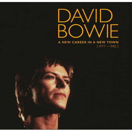 David Bowie – A New Career In A New Town [1977-1982]