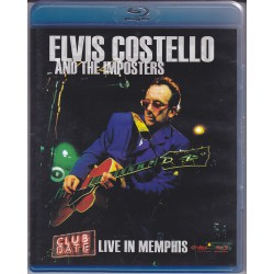Elvis Costello & The Imposters ‎– Live In Memphis