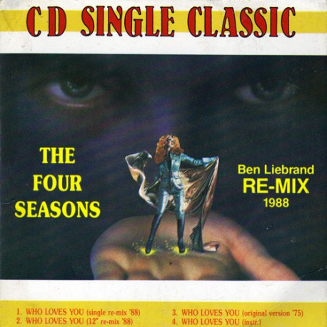 The Four Seasons – Who Loves You (Ben Liebrand Re-Mix 1988)