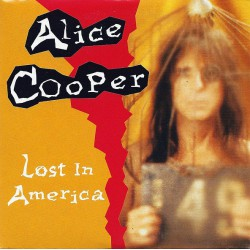 Alice Cooper ‎– Lost In America