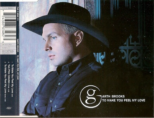 Garth Brooks To Make You Feel My Love Project 38