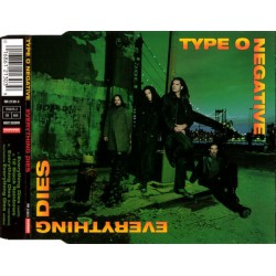 Type O Negative ‎– Everything Dies