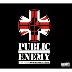Public Enemy ‎– Live From Metropolis Studios
