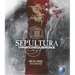 Sepultura & Les Tambours Du Bronx – Metal Veins - Alive At Rock In Rio