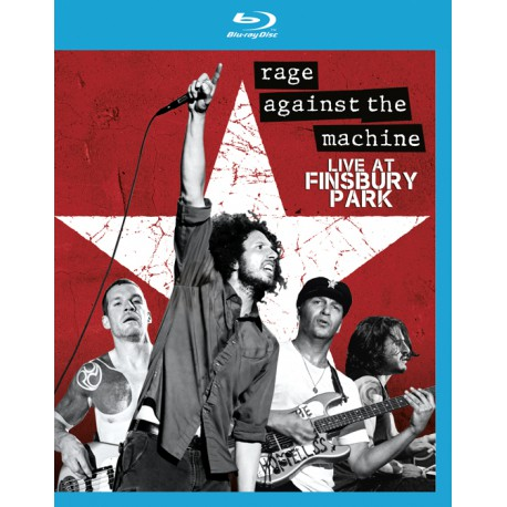 Rage Against The Machine ‎– Live At Finsbury Park - Project-38