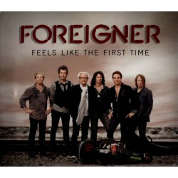 Foreigner ‎– Feels Like The First Time