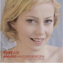 Anneke van Giersbergen With Agua De Annique ‎– Pure Air
