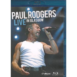 Paul Rodgers ‎– Live In Glasgow