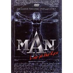 Man – Live At The Rex