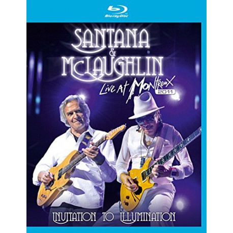 Santana* & McLaughlin* ‎– Live At Montreux 2011: Invitation To Illumination