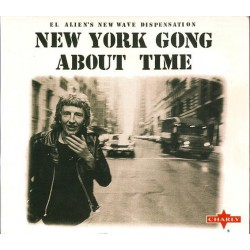New York Gong – About Time