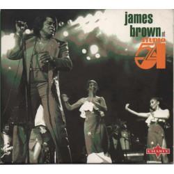 James Brown – At Studio 54