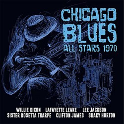 Various - Chicago Blues All Stars 1970