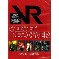 Velvet Revolver ‎– Live In Houston