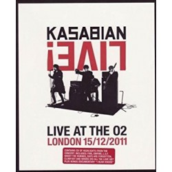 Kasabian ‎– Live! Live At The O2 London 15/12/2011