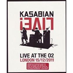 Kasabian – Live! Live At The O2 London 15/12/2011